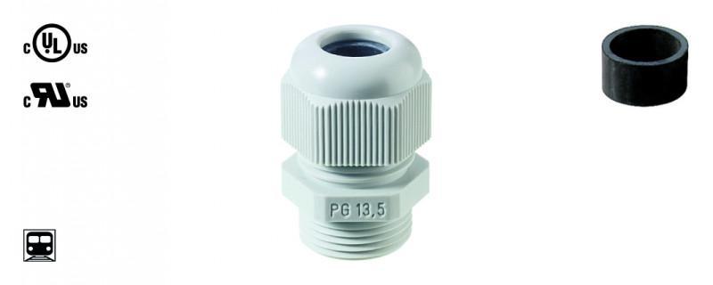 PERFECT prensaestopas de poliamida V-0 - para mejor protección contra incendios