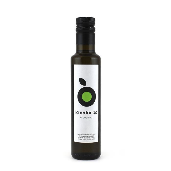 La Redonda Arbequina olijfolie  250 ml - Extra vierge Olijfolie en koud geperst