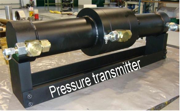 DRUCKÜBERSETZER - WINTER konstruiert und baut Druckübersetzer für hydraulische Prüfanlagen.
