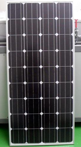 solar module system 150w mono solar module