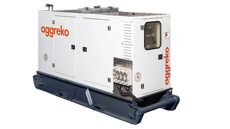 Generatori A Gasolio Da 125 Kva - Noleggio Gruppi Elettrogeni