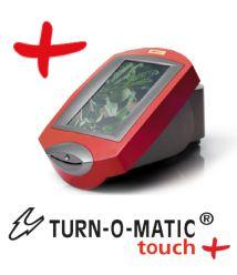 Customer flow management - Turn-O-Matic touch+
