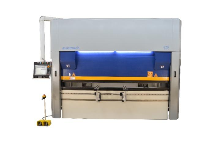 ULTRA SERIES - CNC HYDRAULIC PRESS BRAKE