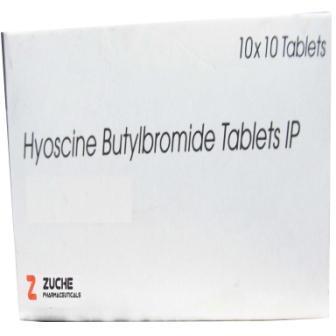 Hyoscine Butylbromide Tablets - Hyoscine Butylbromide Tablets