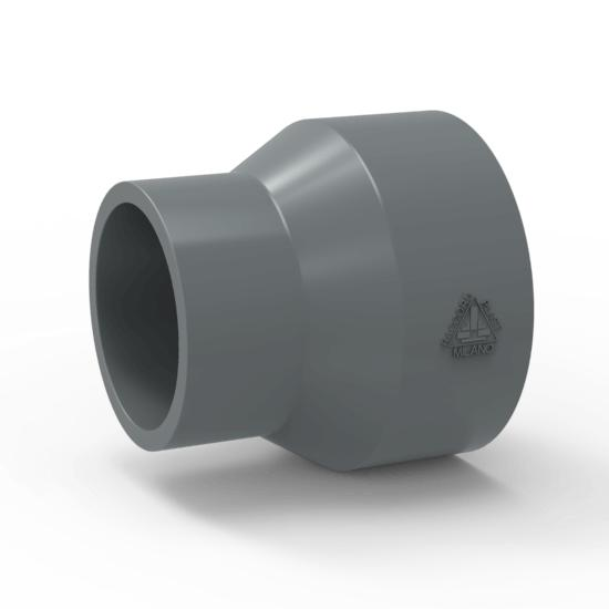 Manicotti ridotti FxF - Raccordi PVC