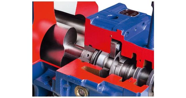 Surpresseurs à pistons rotatifs - Surpresseur à vide poussé — gamme HV