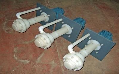 Pompe verticali modello AS - Efficacia e resistenza alla corrosione
