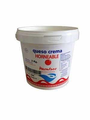 QUESO CREMA HORNEABLE