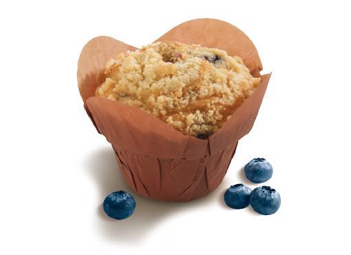 Yummy Muffin Blueberry - American bakery