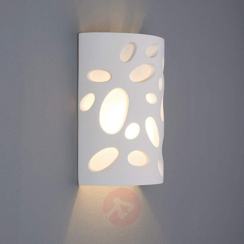 Hanni Wall Light Decorative Plaster - Wall Lights