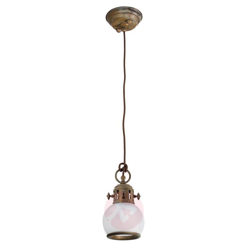Small country hanging light Celia - design-hotel-lighting