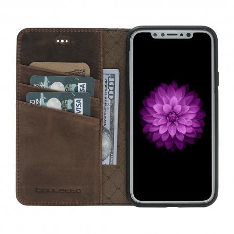iPhone X Funda libro - Funda para telefono movil de moda para IPhone X