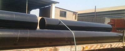 X46 PIPE IN ALGERIA - Steel Pipe
