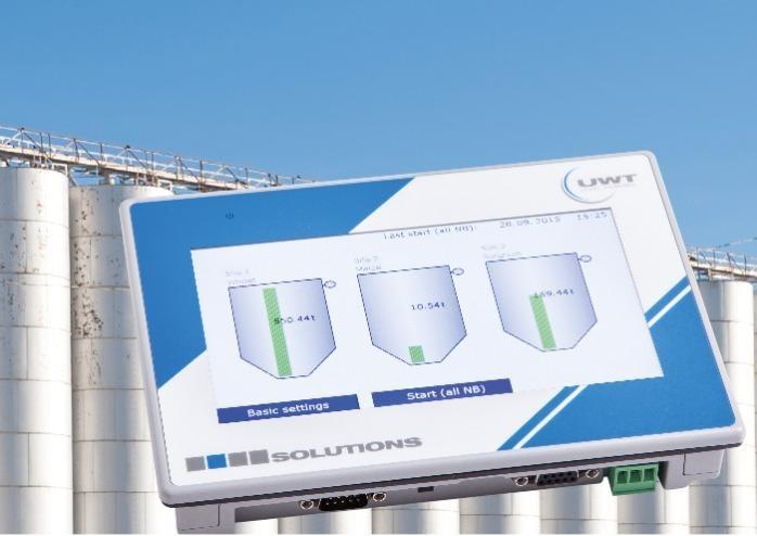 NivoTec® NT 2000 / 3500 / 4000 - Level monitoring and visualisation