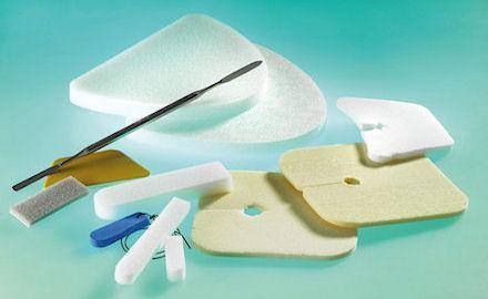 Technical applications products - Medical technical products made of PUR foam