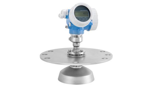 mesure detection niveau - time of flight radar FMR57