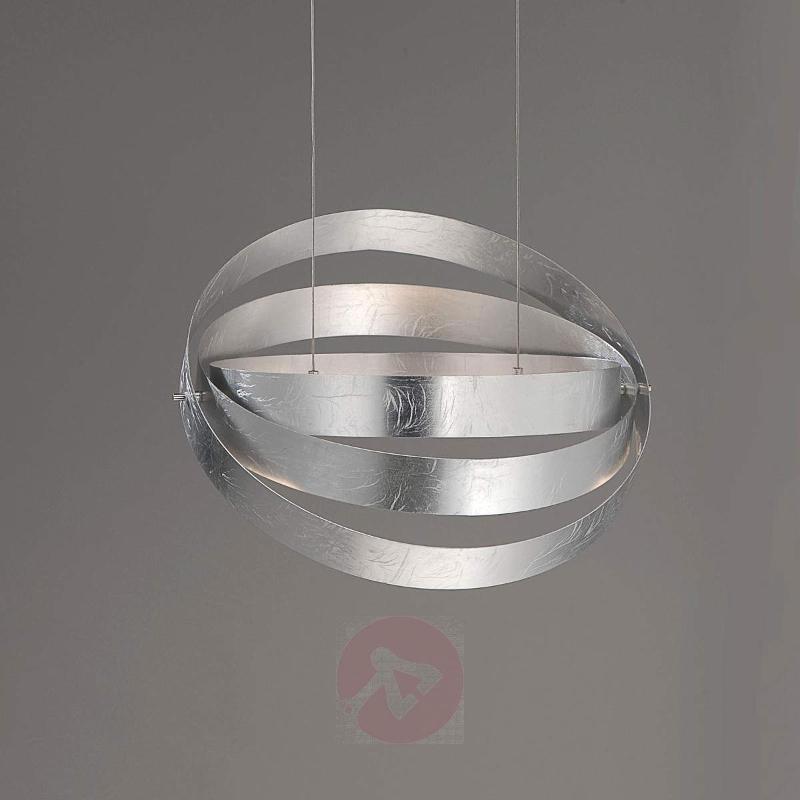 Ornamental Cara LED pendant lamp, adjustable - Pendant Lighting
