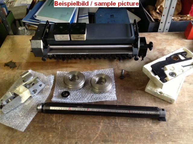 Heidelberg N+P Unit GTO 46 - Used Machine