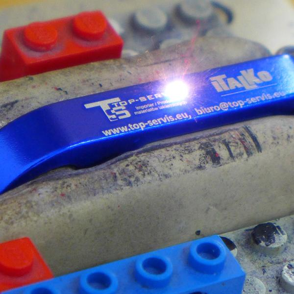 Engraver, Promotional articles - marking by engraver on metals, wood and more other products