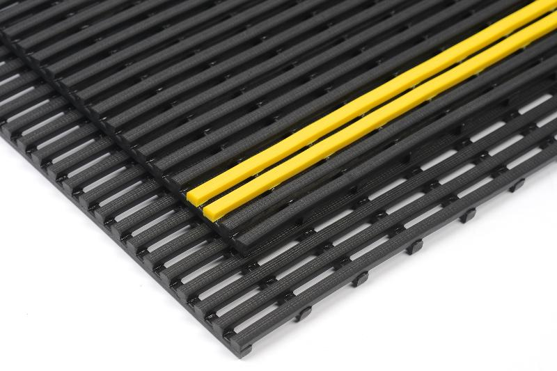 Revêtement ergonomique  - pour l'industrie qui assure votre sécurité - EHA950