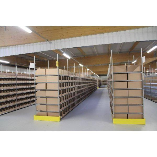 Rayonnage industriel DUWIC - Rayonnage pour stockage de cartons