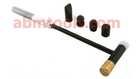 Six in One Hammers - Unlimited Uses for Home, Hobbies, Arts & Crafts, Jewelers Etc