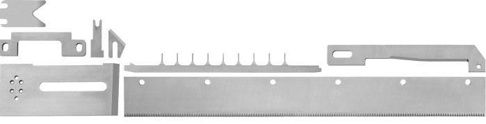 Special knives - Ice scraper