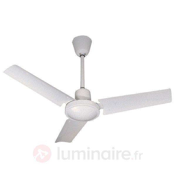 Petit ventilateur de plafond moderne MINI INDUS - Ventilateurs de plafond modernes