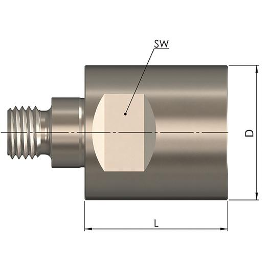 Adapter AD 61-100 - null