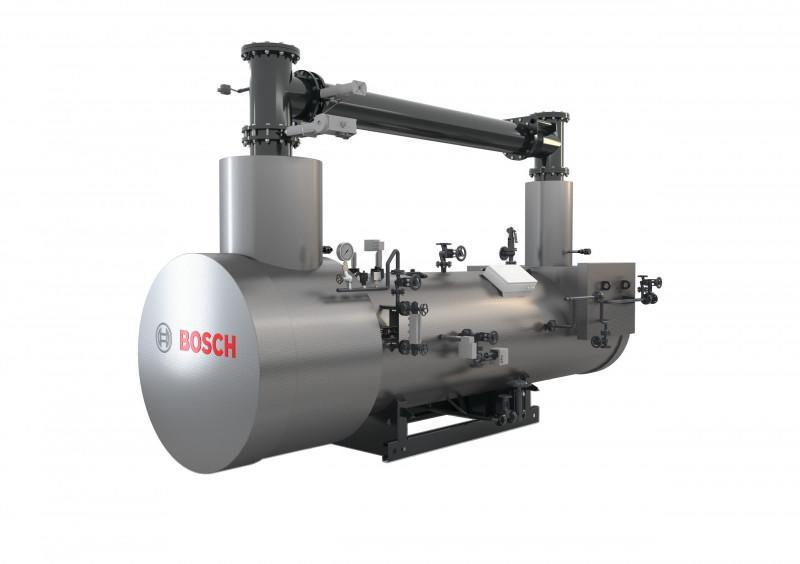 Caldeira a vapor de recuperação de calor HRSB
