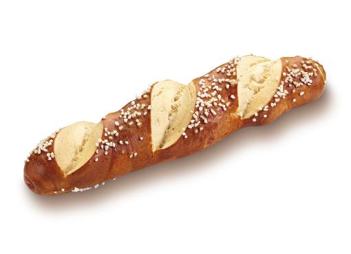 Bavarian Breadstick, scored - Laugen products