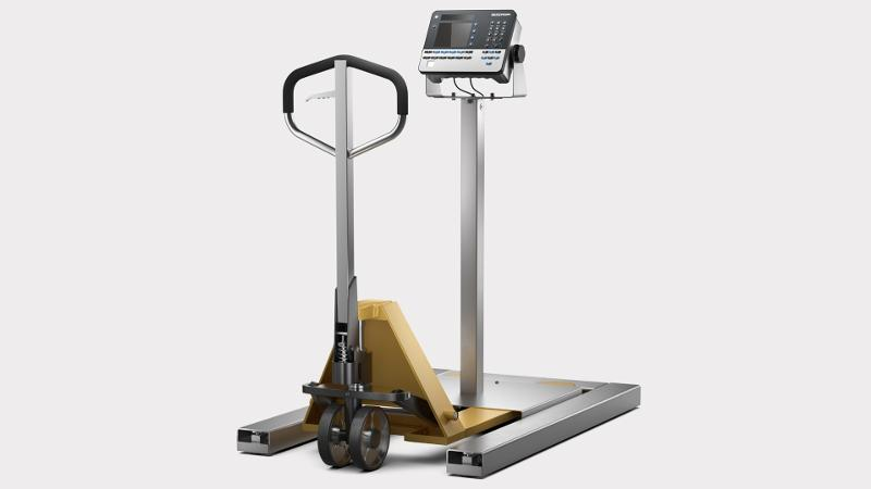 Pallet scale iL Special 3000U/MP - industrial scales