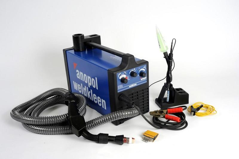 Weld Cleaning - Weld Cleaning Equipment & Chemicals