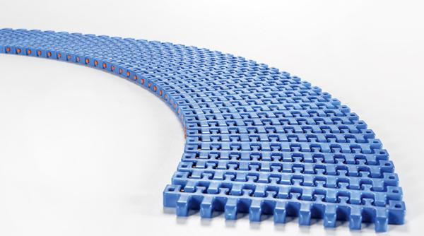 Modular belts - Modutech modular belts