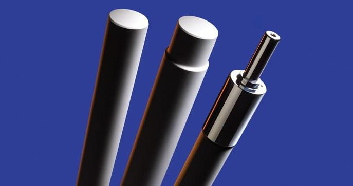 Fused Silica Rollers - Haldenwanger Products