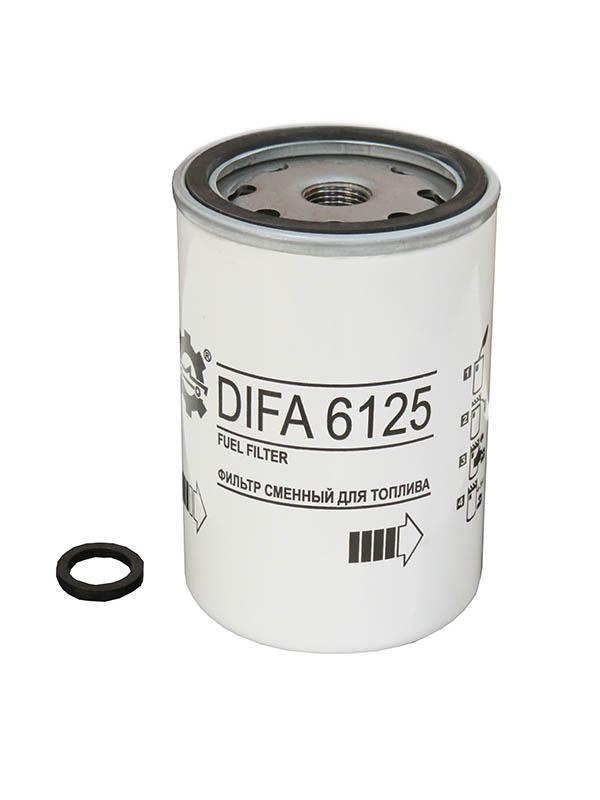 Топливный фильтр - Топливный фильтр DIFA 6125