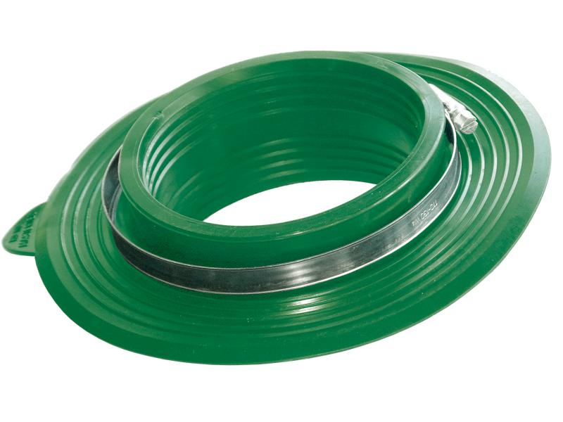 Sealing collar - Pressure water-tight service ducts