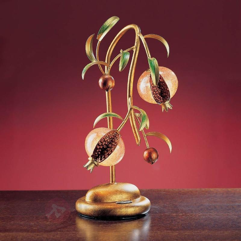 Lampe à poser Melograno - Lampes à poser classiques, antiques