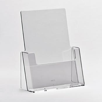 Standaard displays voor documenten - Taymar® gamma: brochurehouder: C160