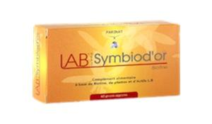 LAB Symbiod'or Parinat Biotine