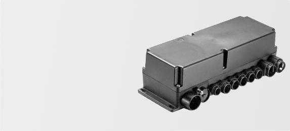 Boîtiers de contrôle - Boîtier de Contrôle CB12