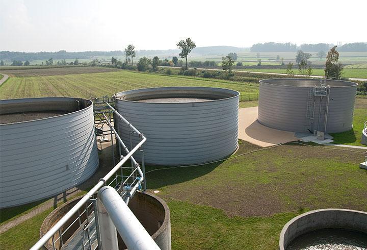 Lipp® Liquid Storage Tanks - LIPP TANKS