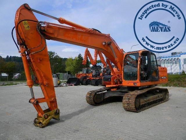 Inspección Excavadora Usada en muchos países - Examinar el estado de las excavadoras de segunda mano