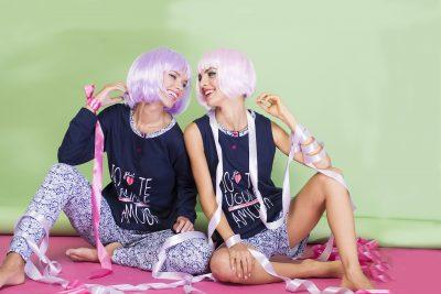 Pajamas Collection - MILK AND HONEY - Woman