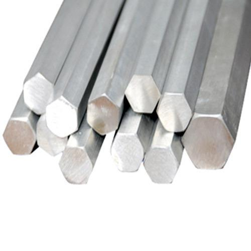 Stainless Steel Hex Rods  - Stainless steel hex rods, SS hex rods, hexagon rods, Hexagon bars