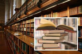 Literary translation: books and magazines