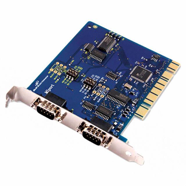 2PORT OPTIC ISO UNIVRSL PCI CARD - B&B SmartWorx, Inc. 3PCIOU2