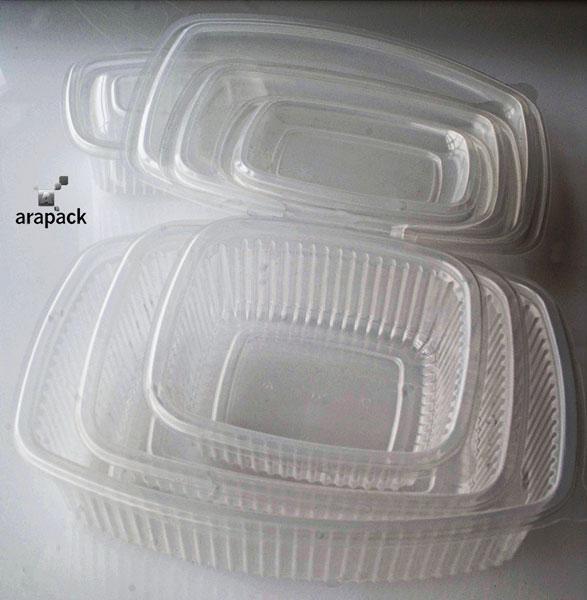 Boîte en plastique PP