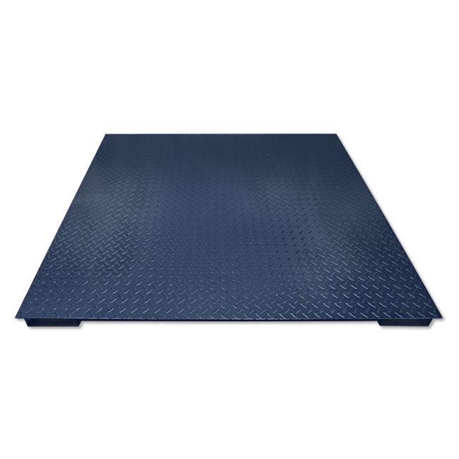 4EH Series - Pit or top-of-floor 4 load cells weighing platforms