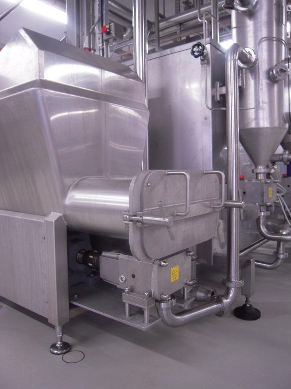 Malaxeur chauffant I Malaxeur de fromages - pour la fabrication de fromages fondants I pour le malaxage de pâtes de fromage